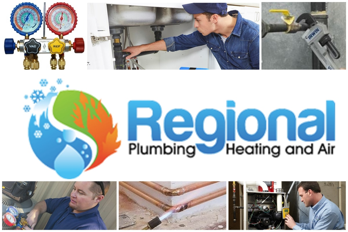 Only praise from Regional Plumbing, Heating & Air's customers