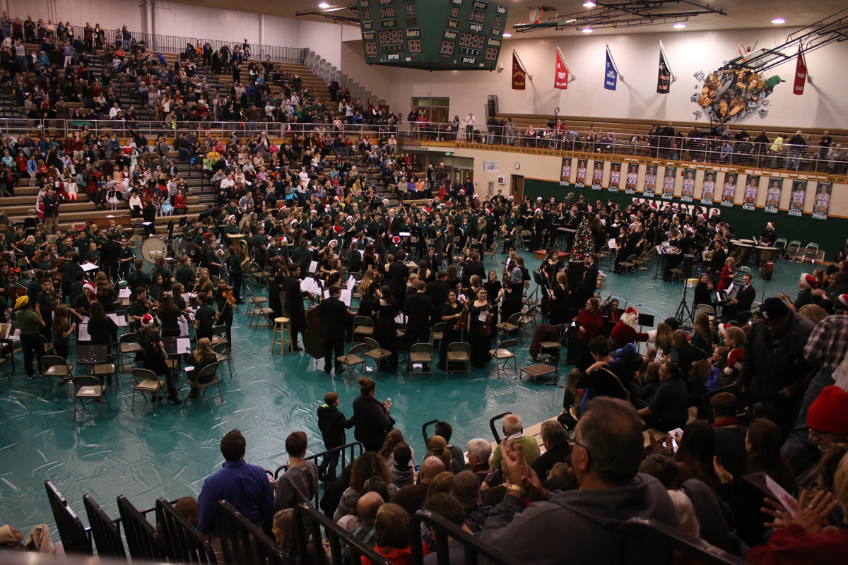 """Valparaiso Community Schools Continues Holiday Tradition with 2016 Rendition of """"This is Our Story"""""""