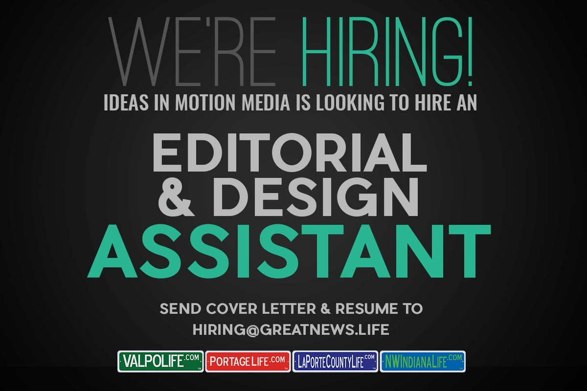 Ideas In Motion Media Hiring Editorial & Design Assistant ...